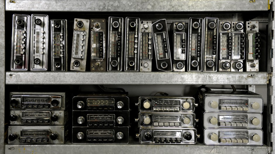 Radiosammler im Muensterland