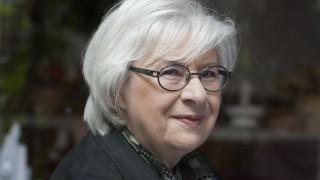 Literaturkritikerin Sigrid Löffler