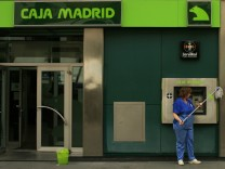 Moody's stuft Spaniens Banken herab