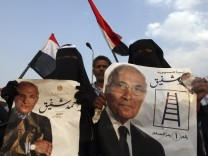 Ahmed Schafik Ägypten Mekka