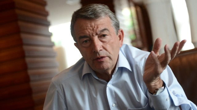 EURO 2012 - DFB-Präsident Niersbach
