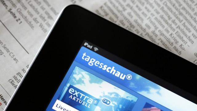 Tagesschau-App Streit