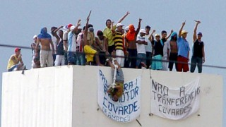 Häftlingsaufstand in Brasilien