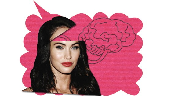 Schmachtwort Megan Fox Promi-Kolumne