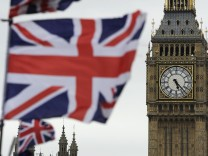 Big Ben in London wird zu Elizabeth Tower