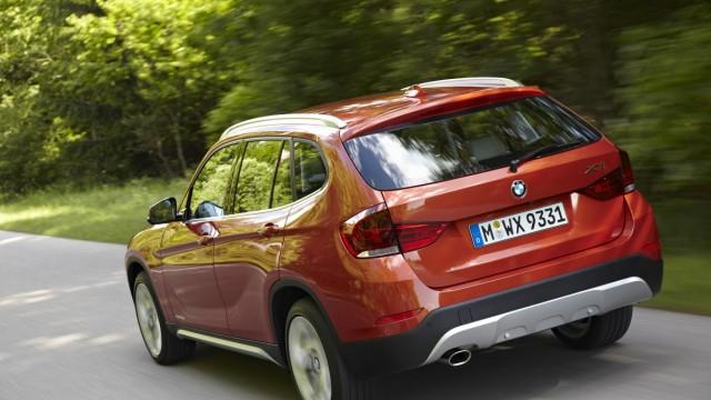 BMW X1 Facelift