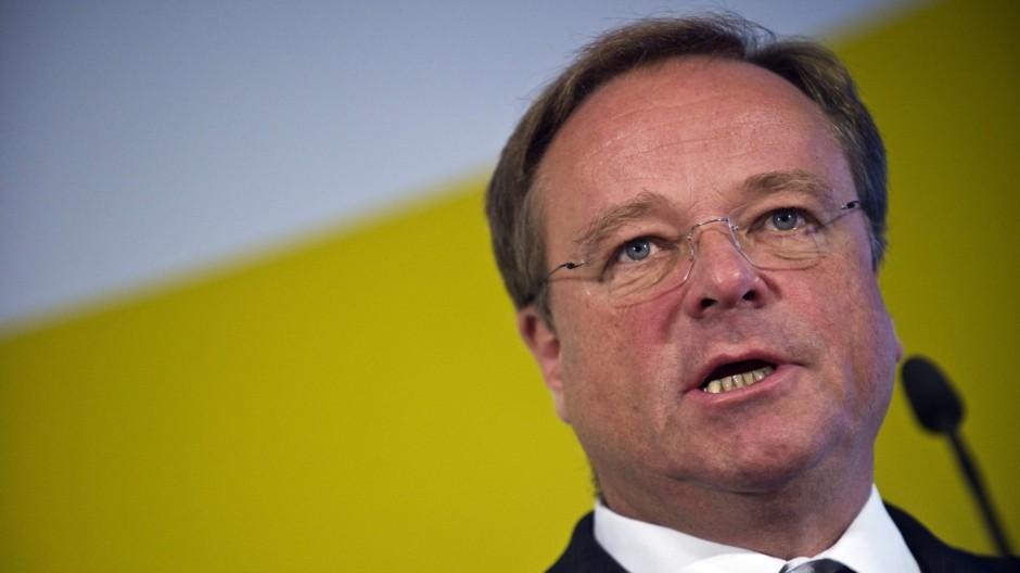 FDP-Politiker Dirk Niebel