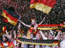 Netherlands v Germany - Public Viewing:  UEFA EURO 2012