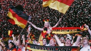 Netherlands v Germany - Public Viewing:  UEFA EURO 2012