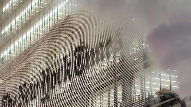 'New York Times' streicht 100 Redaktionsstellen