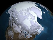 Arktis, dpa