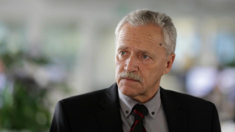 Verfassungsschutzpräsident Heinz Fromm