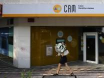 Spanien Banken Schuldenkrise Europa Caja Mediterraneo