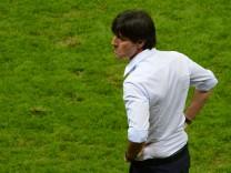 Joachim Löw Bundestrainer - Deutschland - Italien