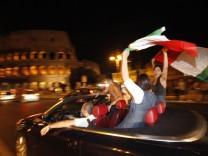 Italienische Fans