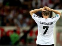 Euro 2012: Deutschland - Italien Bastien Schweinsteiger Europameisterschaft EM