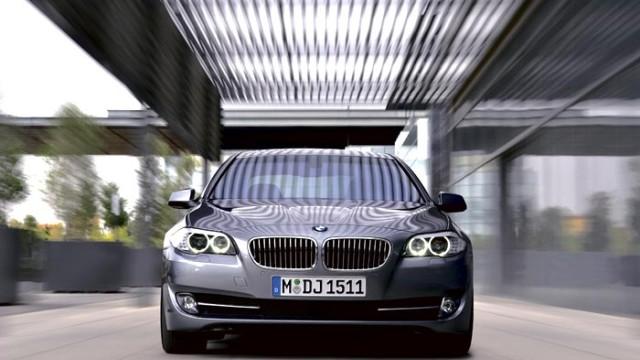 BMW 5er Weltpremiere BMW 5er