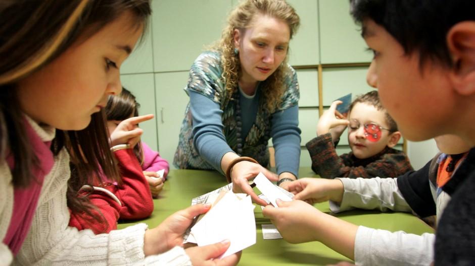 'Fruehstart' fuer Migrantenkinder
