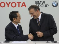 BMW Toyota Kooperation