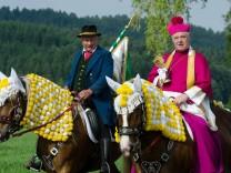 600 Jahre Kötztinger Pfingstritt