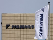 Fresenius gibt voraussichtlich Ergebnis der versuchten Uebernahme von Rhoen-Klinikum bekannt