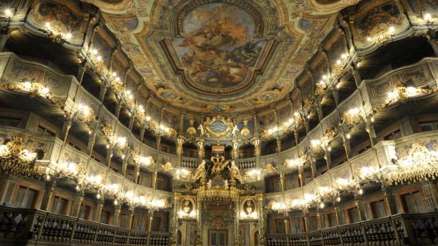 Opernhaus Bayreuth in Welterbeliste aufgenommen