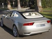 Audis Modellpalette
