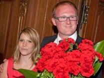 Duisburgs neuer Oberbürgermeister Sören Link (SPD)