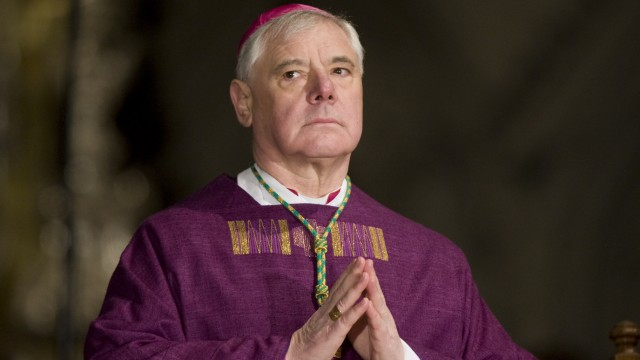 Regensburger Bischof Mueller wohl vor Wechsel nach Rom