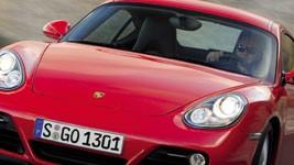 Porsche Cayman, Foto: oh