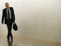 Verfassungsschutzpraesident Fromm bittet um Entlassung