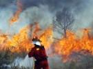 Spanien: Kampf gegen Flammen fordert erstes Opfe
