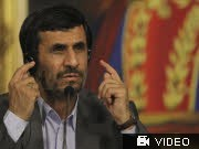 Iran, Mahmud Ahmadinedschad, Atomstreit; rtr