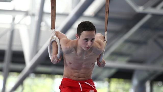 Süddeutsche Zeitung für Kinder Sein Ziel: Die Olympischen Spiele