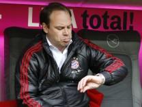 Sammer erstezt Nerlinger als Sportdirektor beim FC Bayern