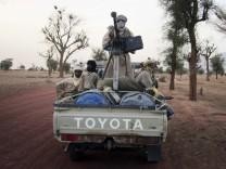 Rebellen in Mali