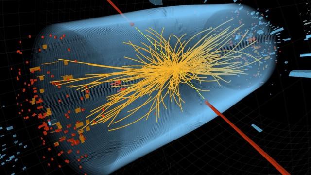 Physik Erfolgreiche Suche nach dem Gottesteilchen?