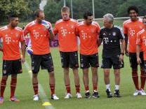 Traningsauftakt Bayern München