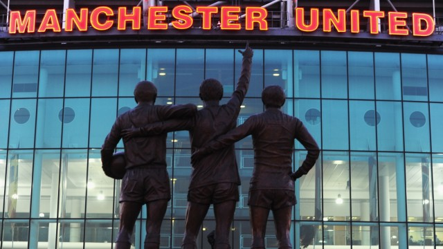 (FILE PHOTO) Manchester United FC Applies To List On US Stock Market
