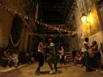 Salsa Tanzkurs in Havanna Kuba