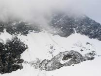Deutsche Bergsteiger verunglücken in der Schweiz