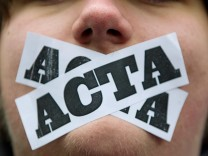 Urheberrechtsabkommen Acta scheitert im EU-Parlament
