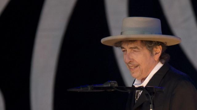 Bob Dylan im Konzert