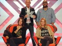 Jury der dritten 'X Factor'-Staffel