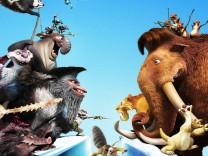 Kinostarts - 'Ice Age 4 - Voll verschoben '