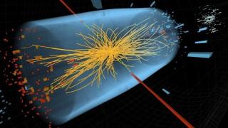 Higgs-Teilchen Higgs-Teilchen entdeckt