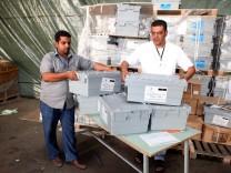 Wahl in Libyen