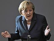 Angela Merkel Afghanistan Kundus Angriff, AP