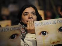 Argentiniens Ex-Diktatoren wegen Babyraubes verurteilt