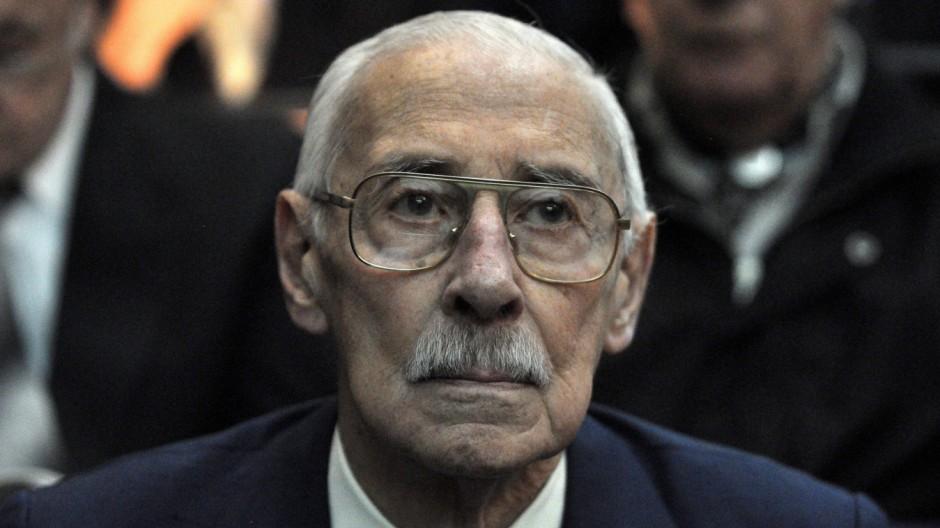 Jorge Rafael Videla sentenced by justice to 50 years of imprisonm